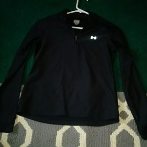 Under armour pullover fitted